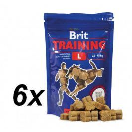 Brit Training Snack L 6 x 500g
