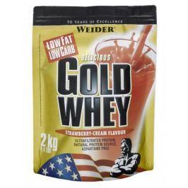 Weider Gold Whey Syrovátkový protein 2 kg - Jahoda