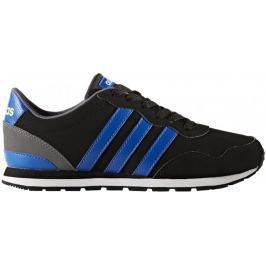 Adidas V Jog K Core Black/Blue/Ftwr White 32
