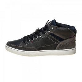 Wrangler pánská kotníčková obuv Jasper Mid 40 šedá