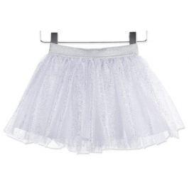 Losan dívčí sukně 92 stříbrná
