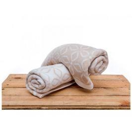 CuddlyZOO CuddlyZOO Bavlněná deka béžová