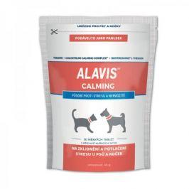 Alavis Calmin pro psy a kočky 45g (30tbl)