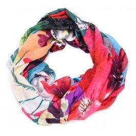 Desigual dámský vícebarevný šátek Crhystal Gogo