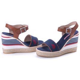 U.S. Polo Assn. dámské sandály Nymphea 41 tmavě modrá