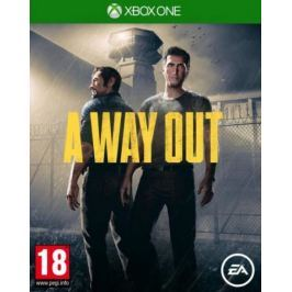 Electronic Arts A Way Out / Xbox One