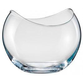 Crystalex váza Gondola 17,5 cm