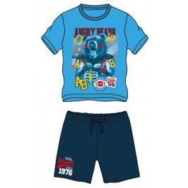 Mix 'n Match chlapecký letní set 98 modrá