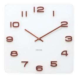 Karlsson Nástěnné hodiny KA5533 - II. jakost