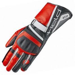 Held rukavice AKIRA EVO vel.8 černá/červená, klokaní kůže