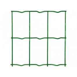 Zahradní síť MIDDLE poplastovaná Zn+PVC - výška 80 cm, role 25 m