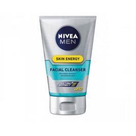 Nivea Mycí gel na obličej pro muže Skin Energy Q10 100 ml