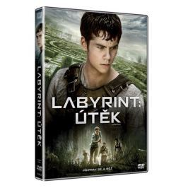 Labyrint: Útěk   - DVD