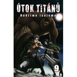 Isajama Hadžime: Útok titánů 9