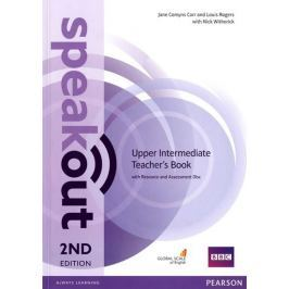 Rogers Louis: Speakout Upper Intermediate 2nd Edition Teacher´s Guide with Resource & Assessment Dis