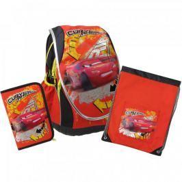Sun Ce Anatomický školní set - Disney Cars