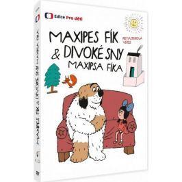 Maxipes Fík & Divoké sny Maxipsa Fíka  (remastrovaná verze)   - DVD