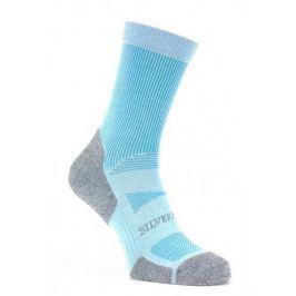 Silverpoint Ponožky Pace Performance Aqua 39-42