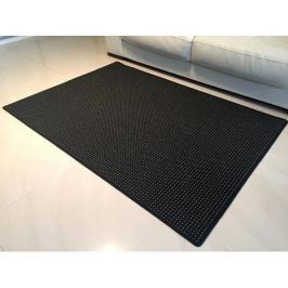 Kusový koberec Birmingham Antracit 140x200 cm