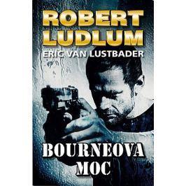 Ludlum Robert, Van Lustbader Eric,: Bourneova moc