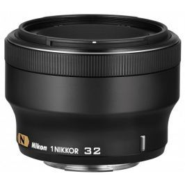 Nikon NIKKOR 32 mm f/1,2 Black