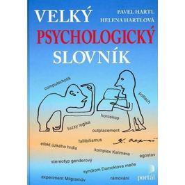 Hartl Pavel: Velký psychologický slovník