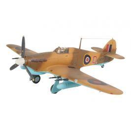 Revell ModelSet letadlo 64144 – Hawker Hurricane Mk. IIC (1:72)