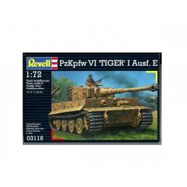 Revell ModelKit tank  03116 - PzKpfw IV 'Tiger' I Ausf.E  (1:72)