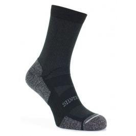 Silverpoint Ponožky Pace Performance Black 39-42