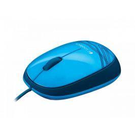 Logitech myš M105 Notebook Mouse, USB, blue (910-003105)