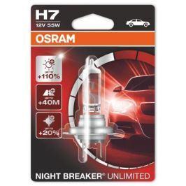 Osram 12V H7 55W P14.5s 1ks Night Breaker Blister
