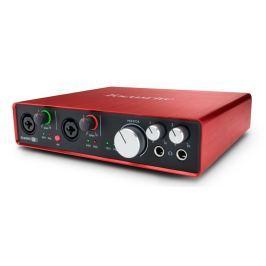Focusrite Scarlett 6i6 2nd Gen USB zvuková karta