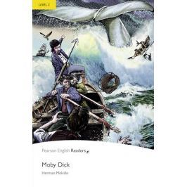 Melville Herman: Level 2: Moby Dick Book and MP3 Pack