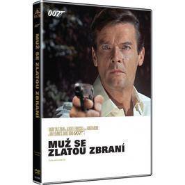 Muž se zlatou zbraní   - DVD