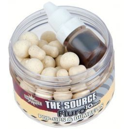 Dynamite Baits Pop-Up Fluoro The Source White 15 mm