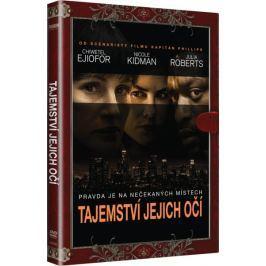 Tajemství jejich očí (knižní edice)   - DVD