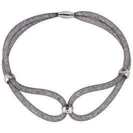 Preciosa Třpytivý náhrdelník Sheryl černý 7280 20