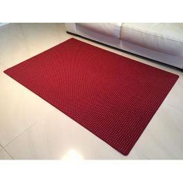 Kusový vínový koberec Birmingham 140x200 cm