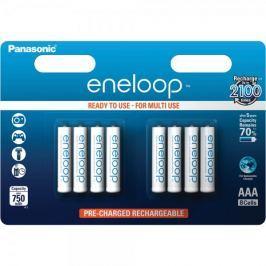 Panasonic AAA 8ks 750 mAh ENELOOP (4MCCE/8BE)
