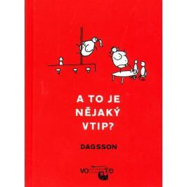 Dagsson Hugleikur: A to je nějaký vtip?