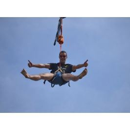 Poukaz Allegria - bungee Extrém, seskoky z jeřábu z 60 metrů  Praha