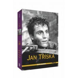 Kolekce Jan Tříska (4DVD)   - DVD