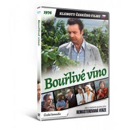 Bouřlivé víno   - edice KLENOTY ČESKÉHO FILMU (remasterovaná verze) - DVD
