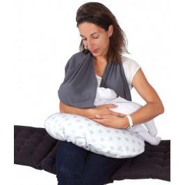 Candide Šátek na kojení šedý