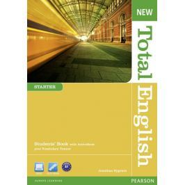 Bygrave Jonathan: New Total English Starter Students´ Book With Active Book Pack