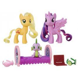 My Little Pony Set dvou poníků sdoplňky Twilight Sparkle