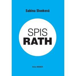 Slonková Sabina: Spis Rath