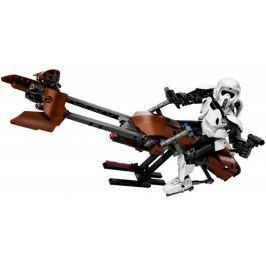 LEGO Star Wars™ 75532 Průzkumný voják a speederová motorka