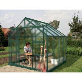 VITAVIA skleník VITAVIA URANUS 6700 matné sklo 4 mm zelený