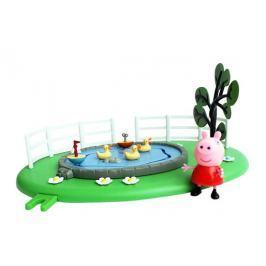 TM Toys Peppa Pig - hřiště + figurka